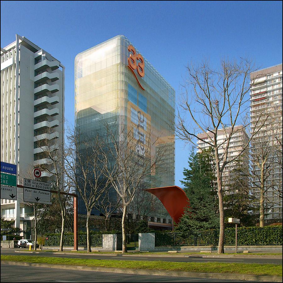 Immeuble Anjou 33, PuteauxMas & Roux