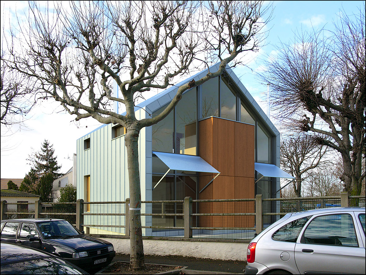 Maison, Champigy-sur-MarneDDS Architects
