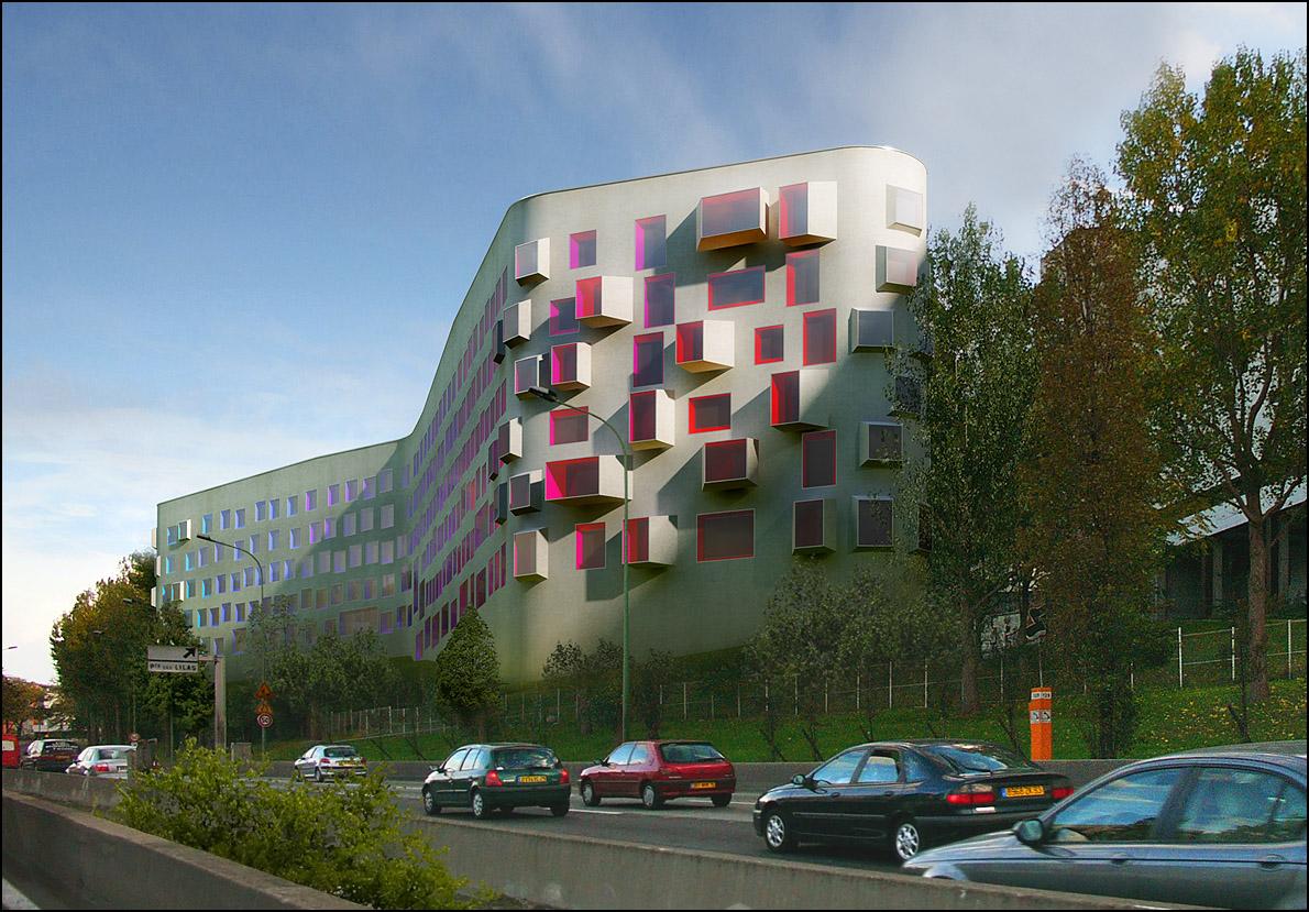 Hôpital Debré, ParisLouis Paillard