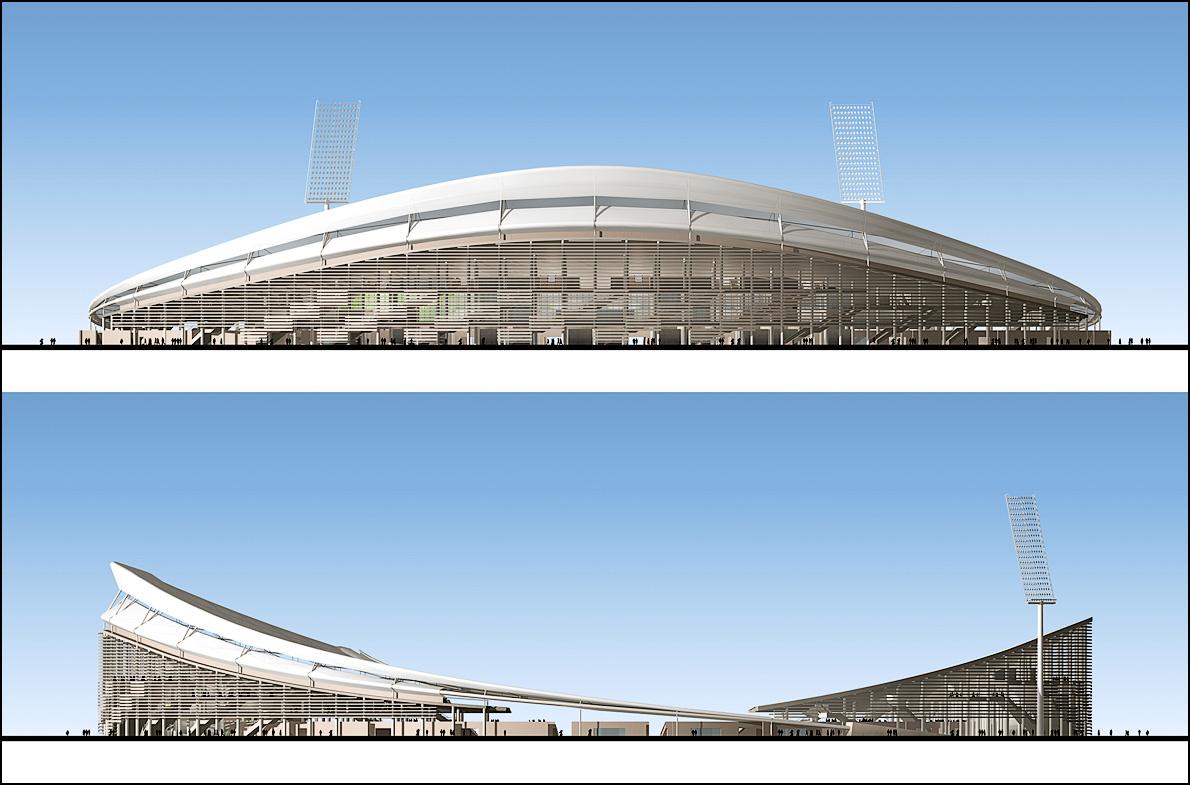 Stade d'istanbulValode & Pistre