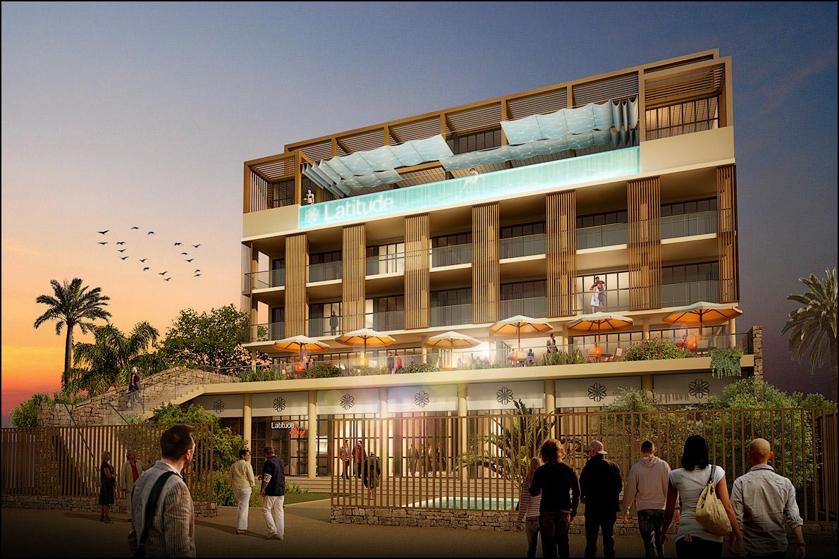 Hôtel Latitude, Dar (Tanzanie)OTAA