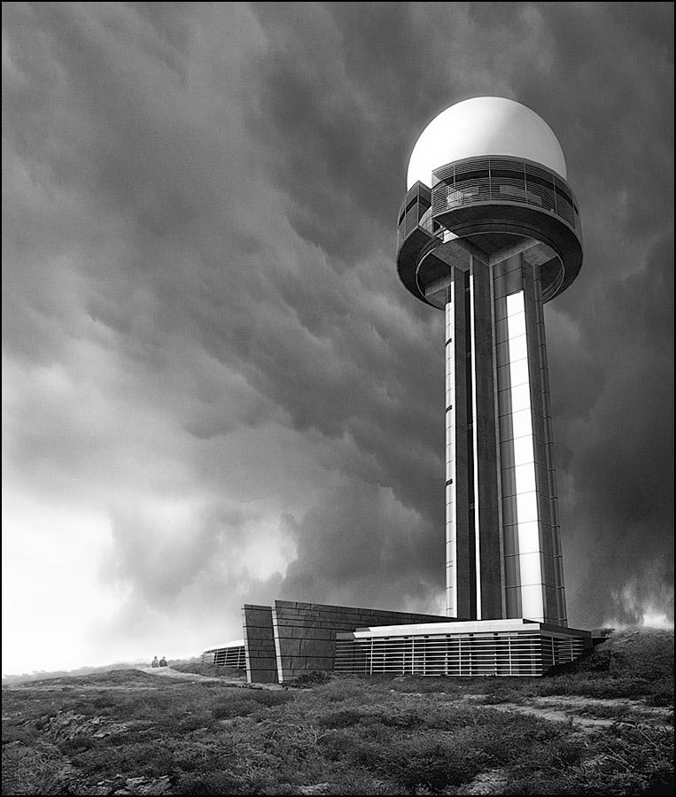 Radar Mono-impulsion, FinistèreLuc Weizmann
