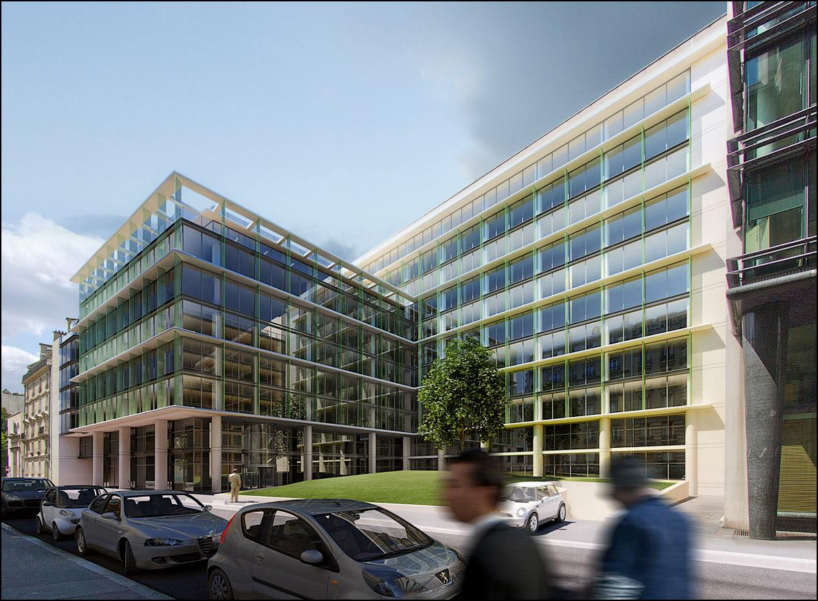 Bureaux, Neuilly-sur-SeineCarlo Maria Natale