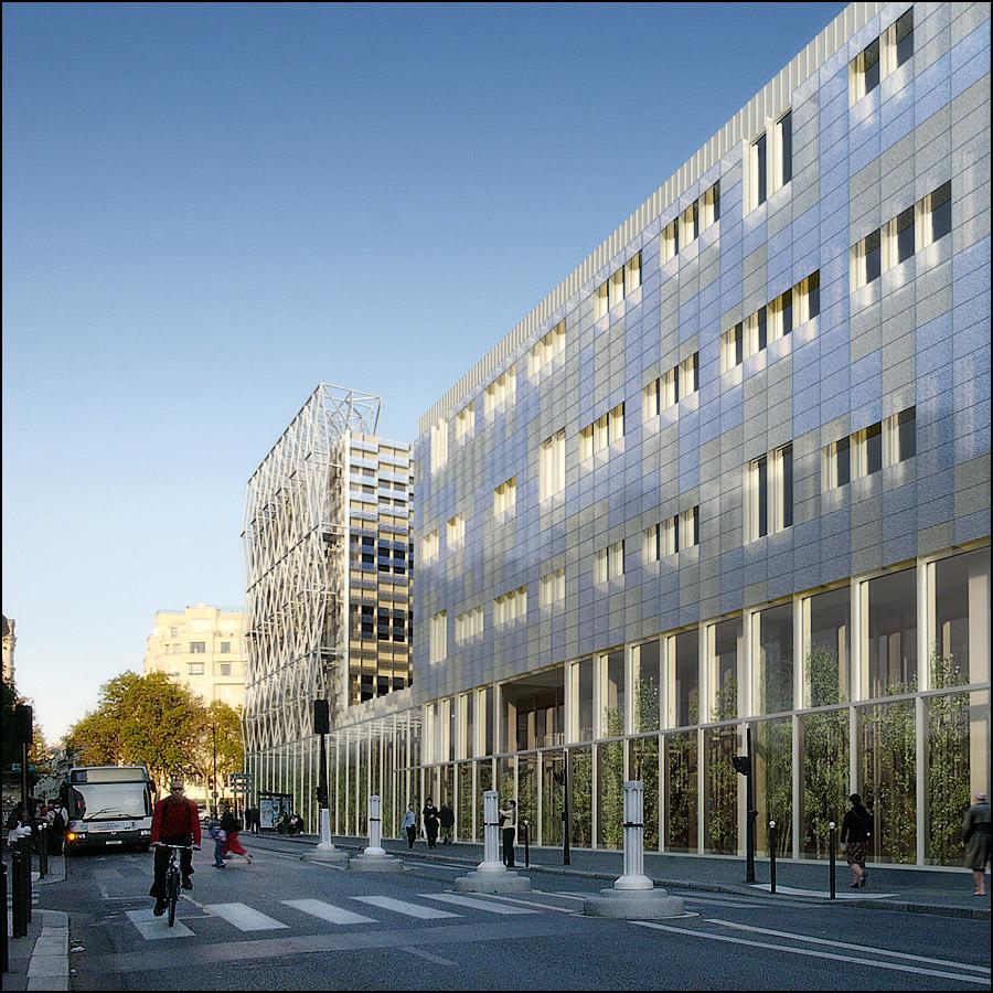 Hôpital Necker, ParisPhilippe Gazeau
