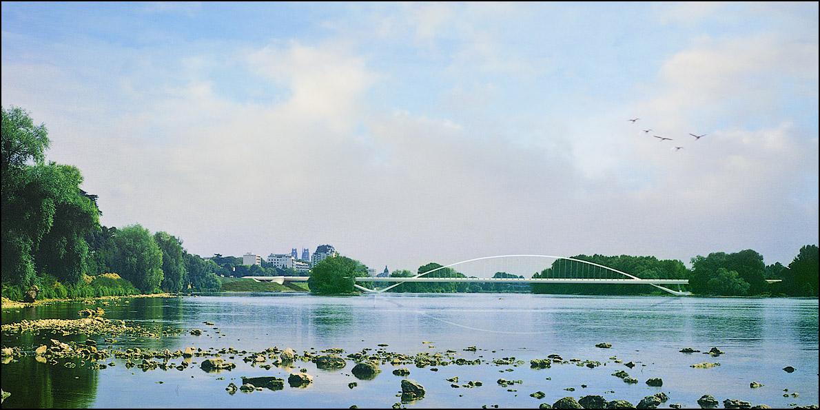 Pont d'OrléansSantiago Calatrava